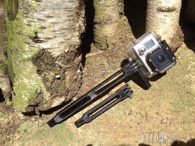 相机支架 3D模型  图5