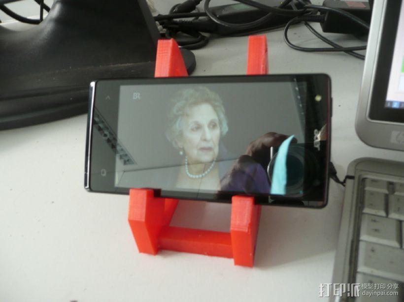 Acer liquid E3 plus手机架 3D模型  图6