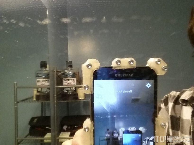 带扣Galaxy S5手机壳 3D模型  图10