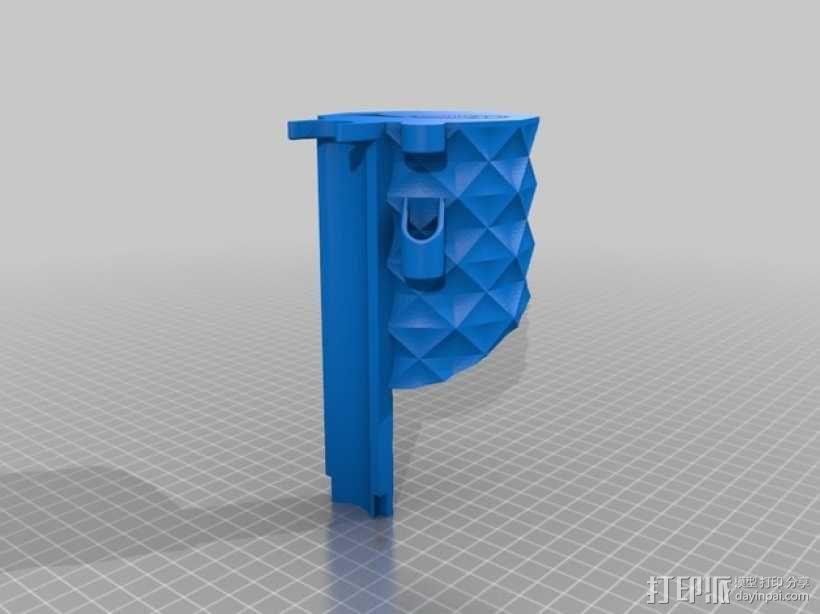 杯架 3D模型  图2
