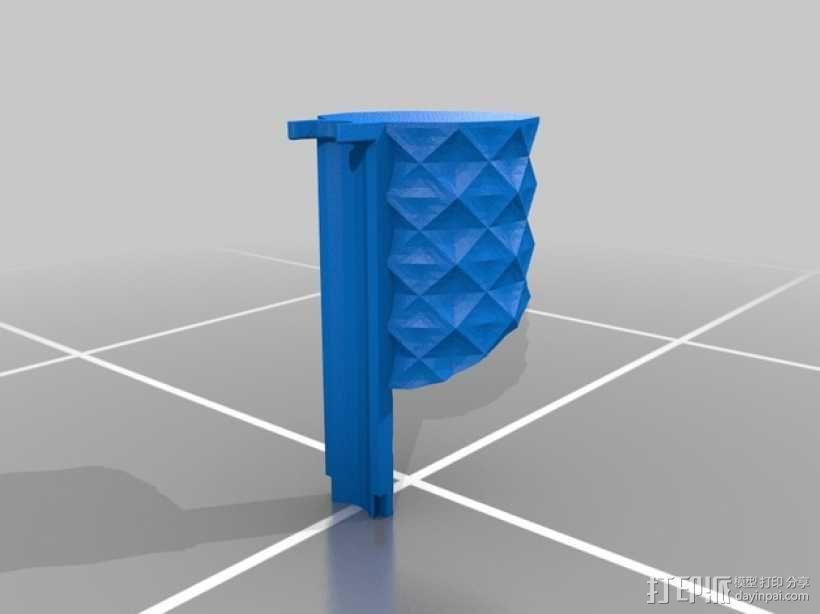 杯架 3D模型  图4