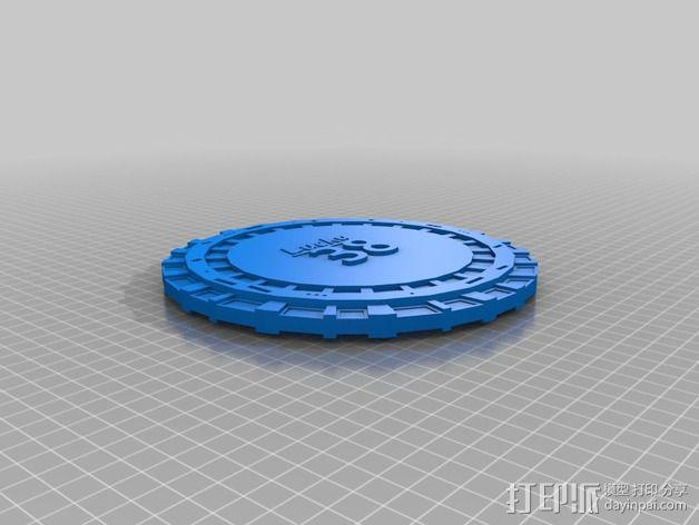 摆件 3D模型  图2