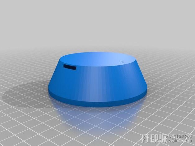 小型电扇 3D模型  图5
