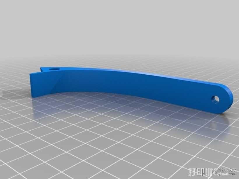 小型电扇 3D模型  图8