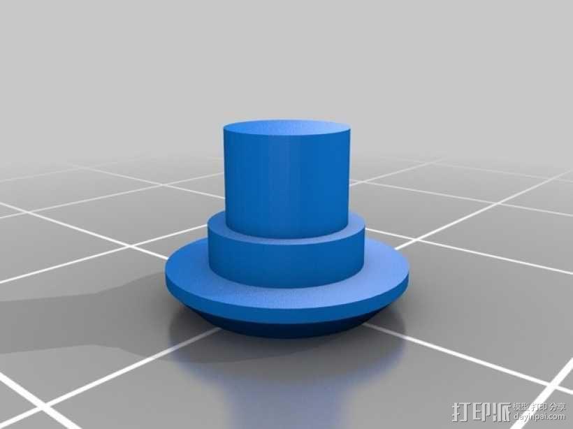 iPhone 5 gear 保护壳  3D模型  图2
