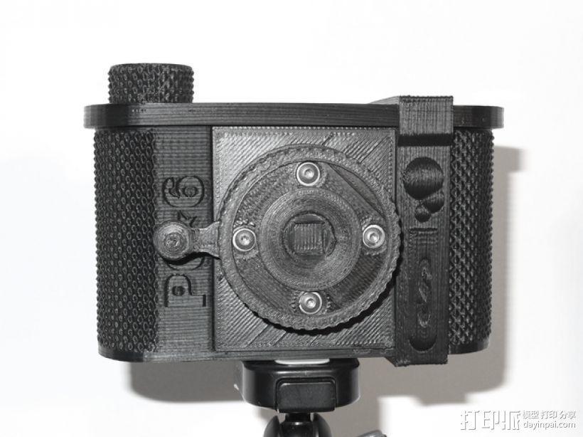 广角照相机 3D模型  图9