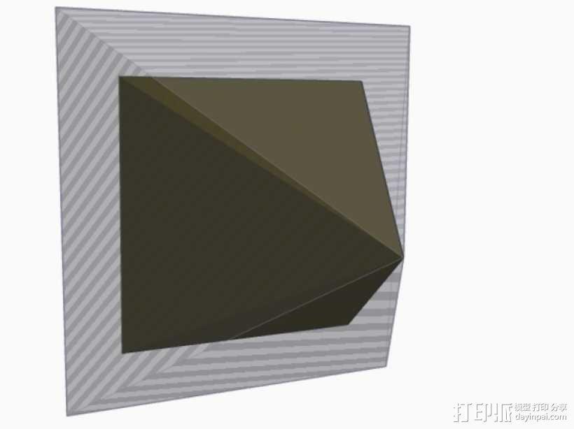 广角照相机 3D模型  图13