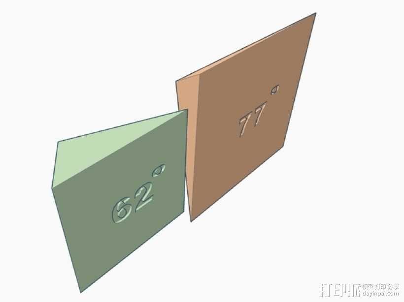广角照相机 3D模型  图12