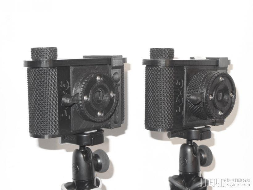 广角照相机 3D模型  图14