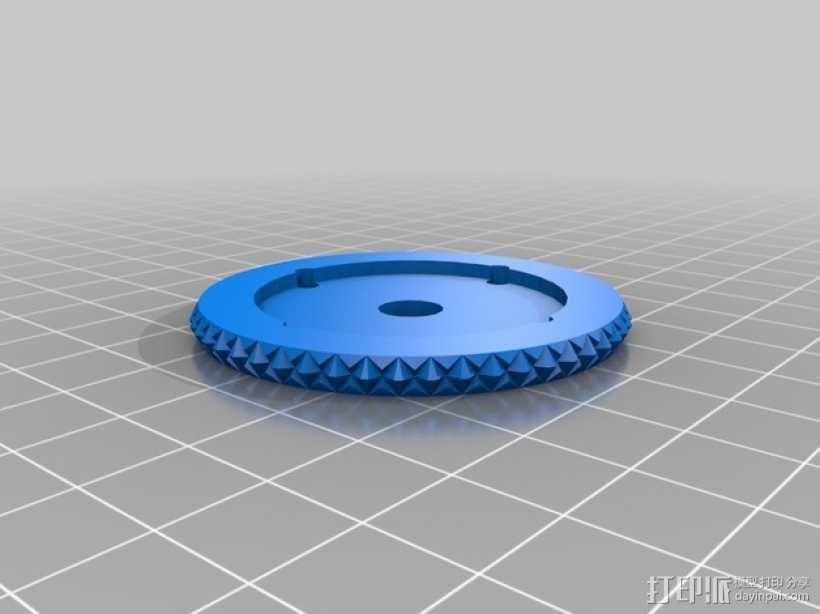 广角照相机 3D模型  图20