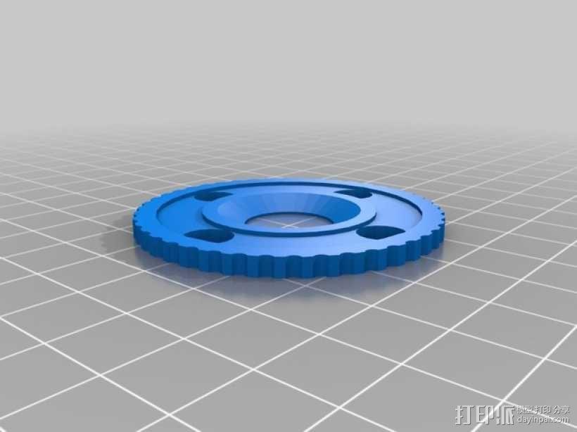 广角照相机 3D模型  图19