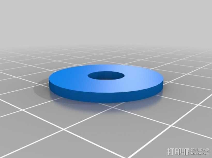 广角照相机 3D模型  图21