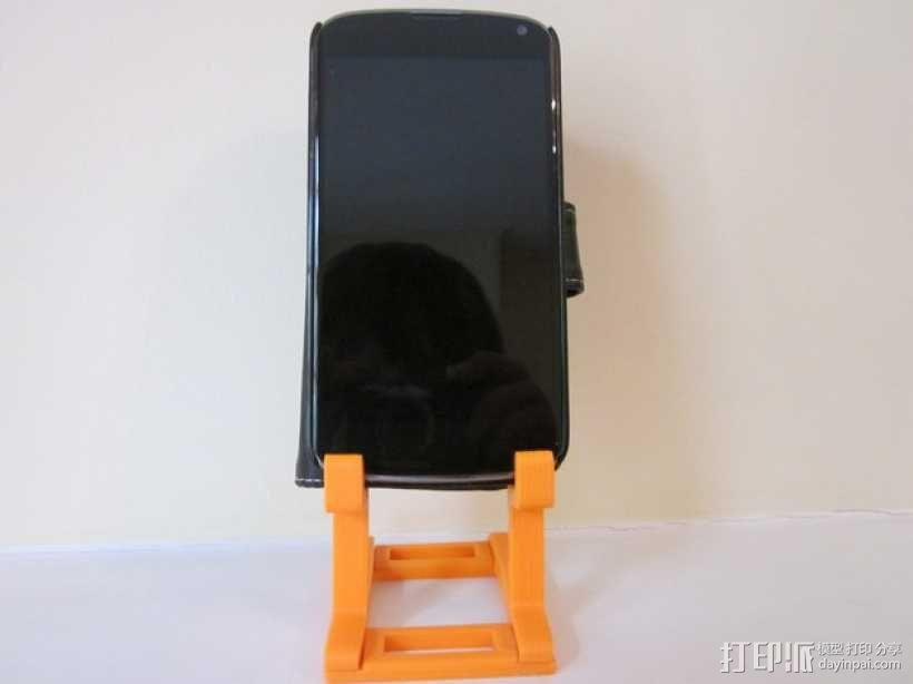 手机座 3D模型  图5