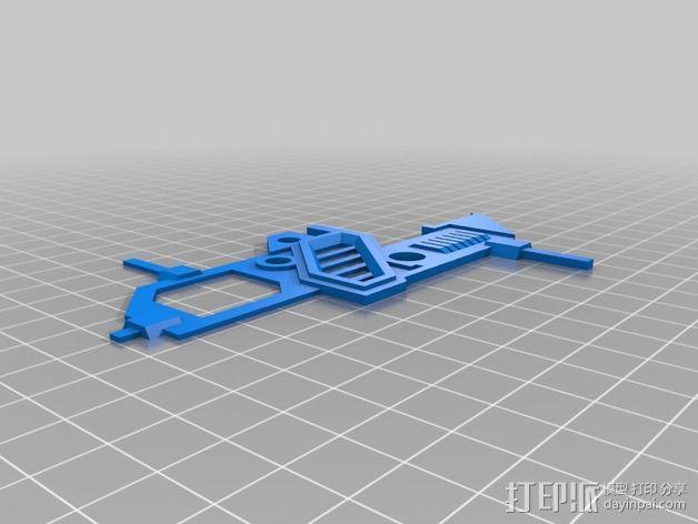 Debranditron 5000 3D模型  图2