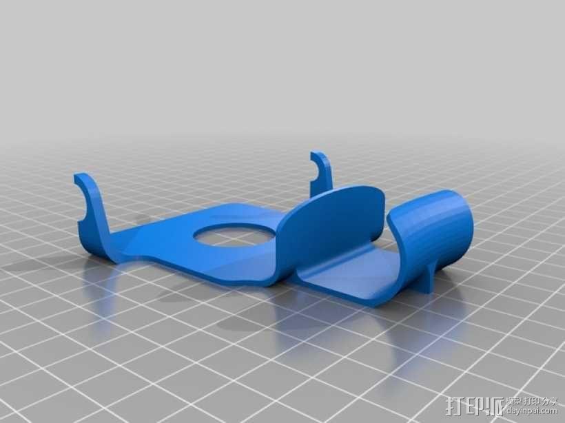 苹果充电座 3D模型  图1