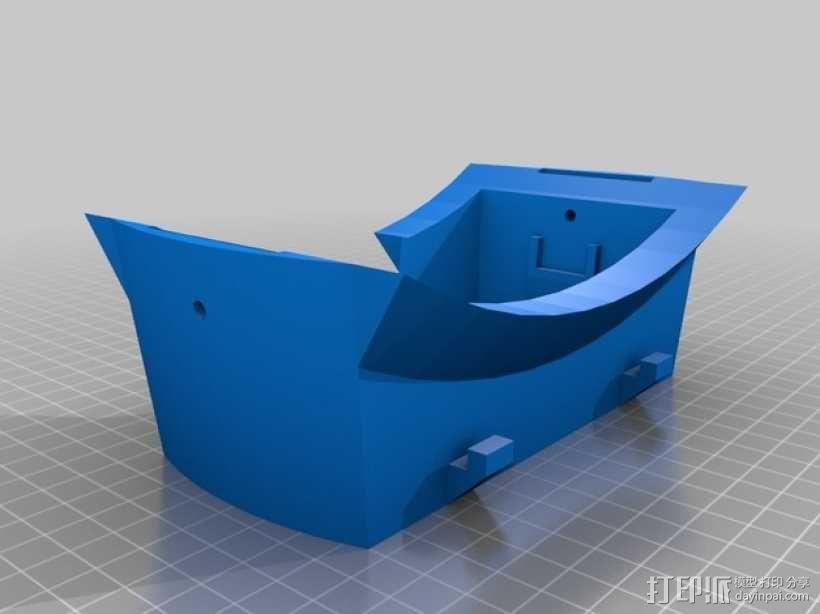 Sony Xperia Z2 VR观察器 3D模型  图4