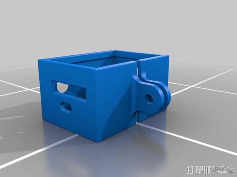 Hero 1 & 2外壳 3D模型  图2