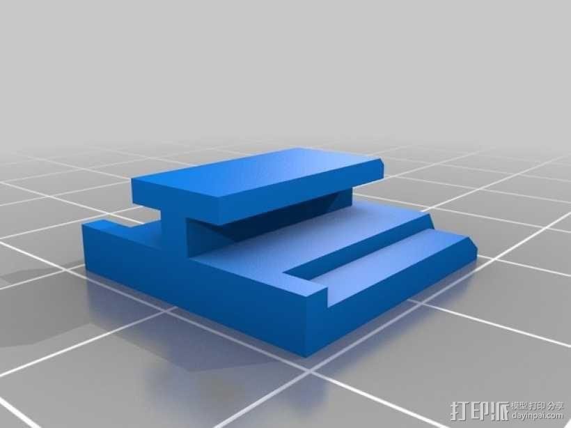 反光板 3D模型  图5