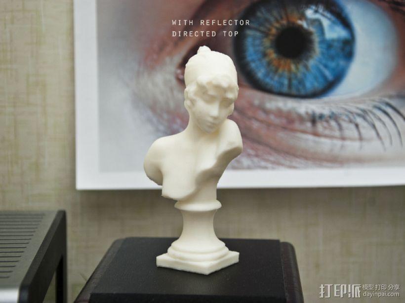反光板 3D模型  图8