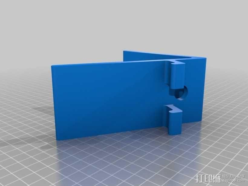 手机/ipad 支架 3D模型  图2