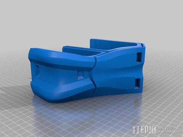 - uni-stand-B - 3D模型  图6