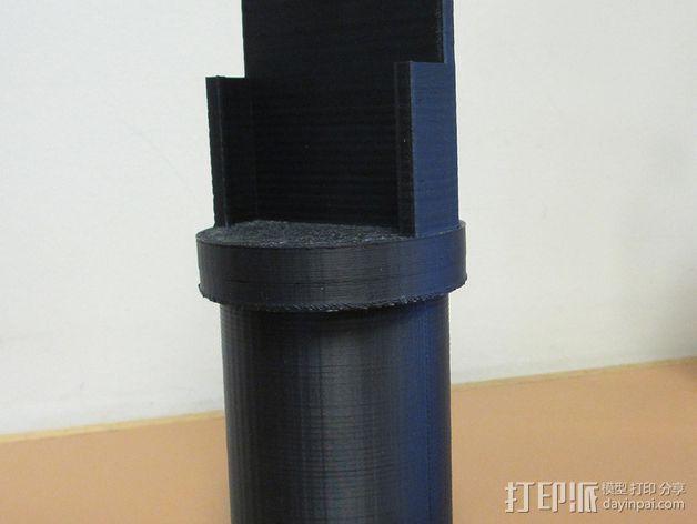 杯座形手机座 3D模型  图4