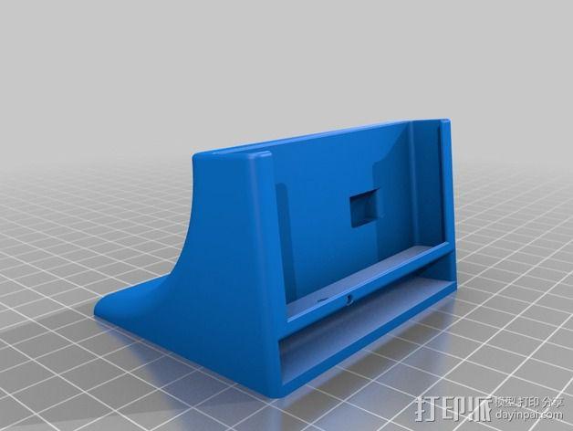 Galaxy S4扬声器 3D模型  图2