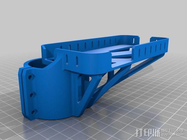 iPhone 5 奥克林巴斯显微镜 3D模型  图4