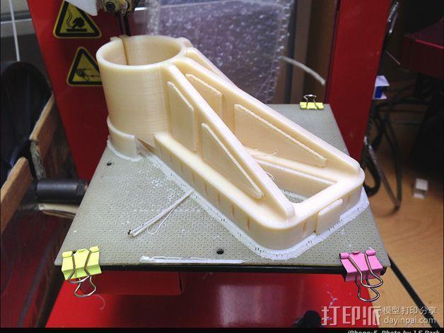 iPhone 5 奥克林巴斯显微镜 3D模型  图6