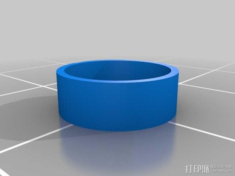游戏机支架 3D模型  图3