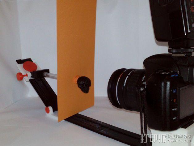 小型工作室 3D模型  图4