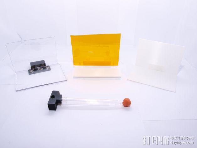 小型工作室 3D模型  图8