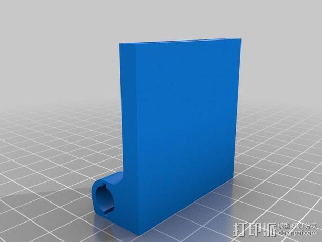 小型工作室 3D模型  图10