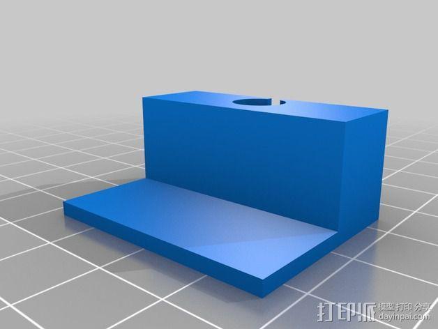 小型工作室 3D模型  图13