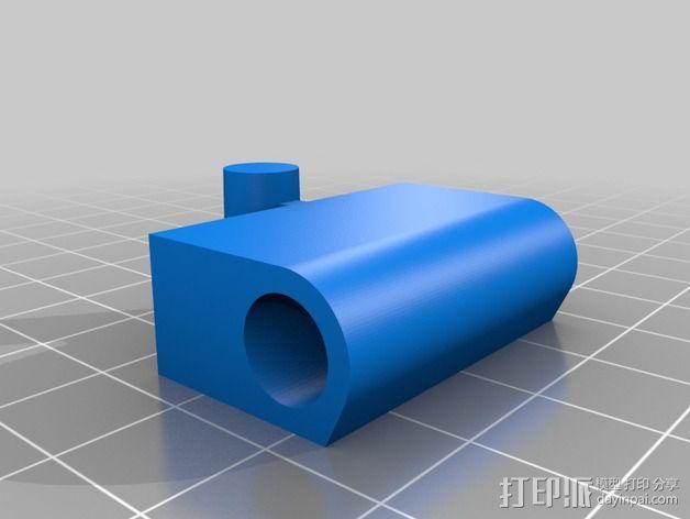 小型工作室 3D模型  图14