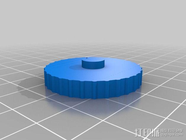 小型工作室 3D模型  图16