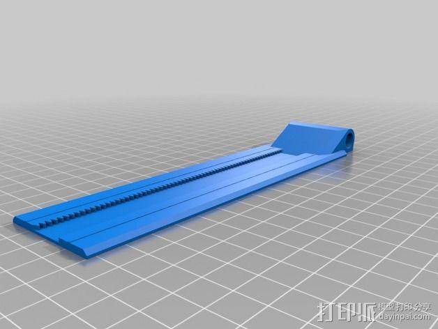 小型工作室 3D模型  图15