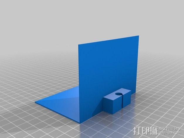 小型工作室 3D模型  图18