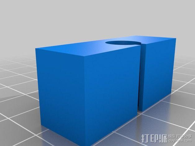小型工作室 3D模型  图17