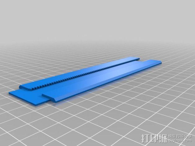 小型工作室 3D模型  图19