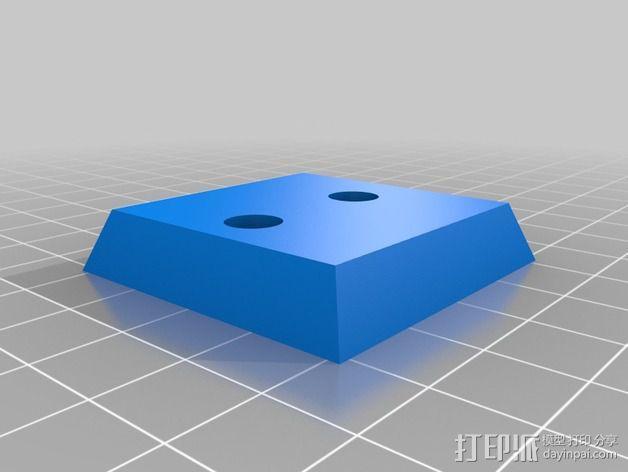 小型工作室 3D模型  图20