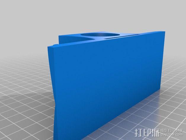 小型工作室 3D模型  图21