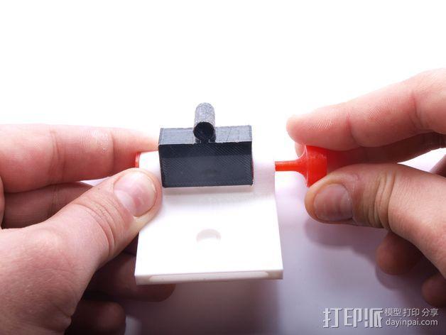 小型工作室 3D模型  图27