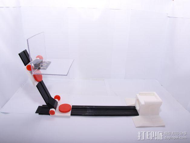 小型工作室 3D模型  图28