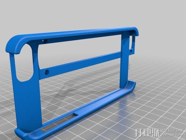 iPhone 5S扫描架 3D模型  图2