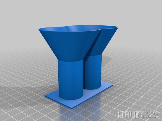 Samsung Galaxy S3 扩音器 3D模型  图12