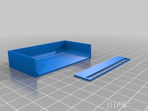 Samsung Galaxy S3 扩音器 3D模型  图13