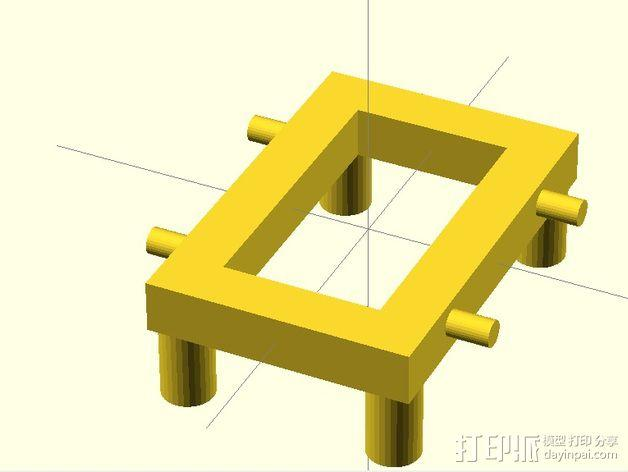 散热器 3D模型  图11