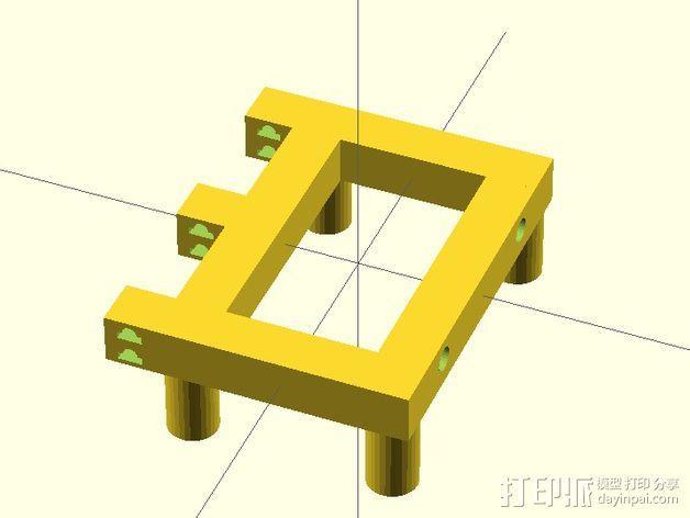 散热器 3D模型  图12