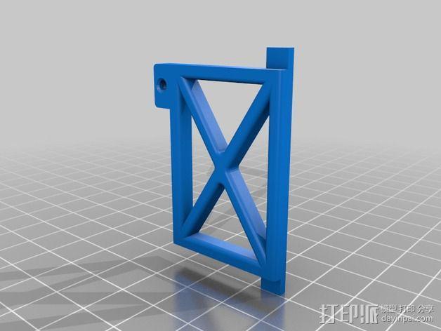架子 3D模型  图3